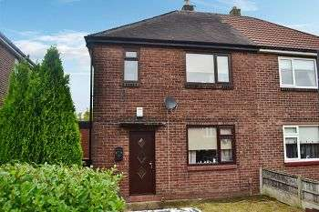 2 Bedrooms Semi Detached House for sale in Lamberhead Road Norley Hall Wigan WN5 9TU
