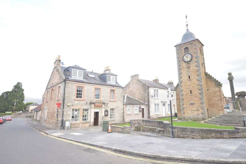 2 Bedrooms Flat for sale in Kirk Wynd, Clackmannan, FK10