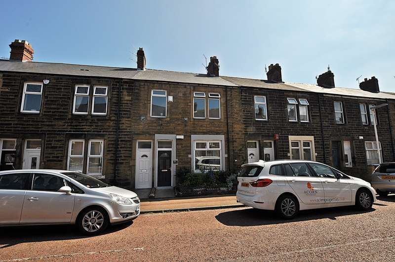 2 Bedrooms Flat for sale in York Street, Pelaw, Gateshead