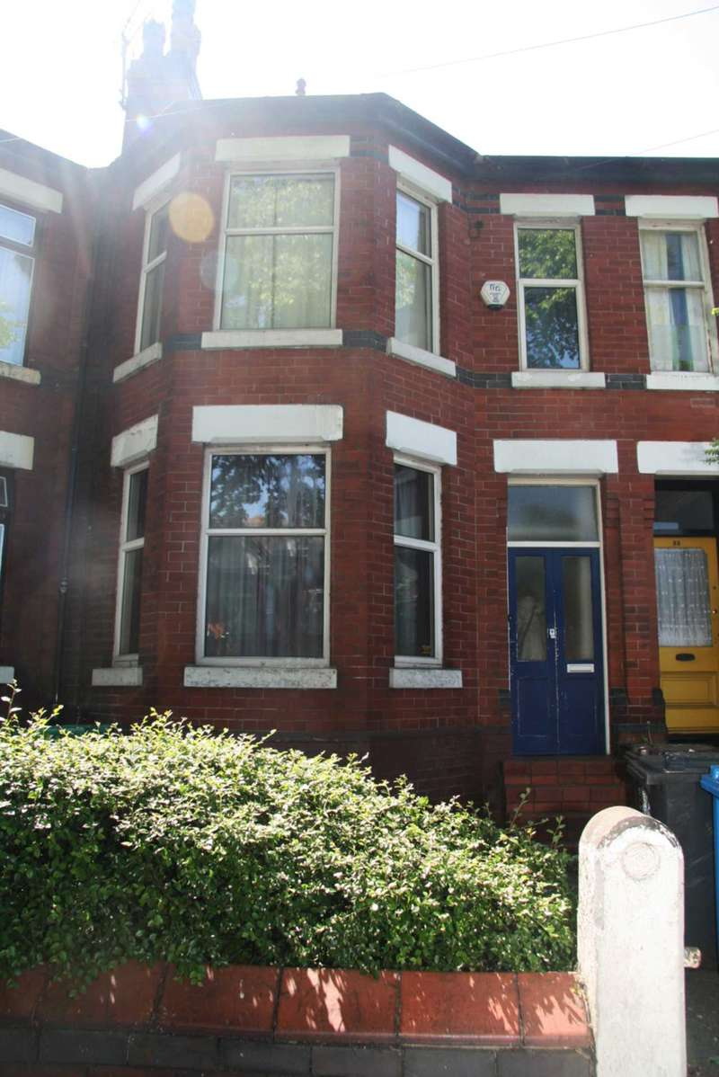 5 Bedrooms Semi Detached House for rent in Mauldeth Road West, Withington