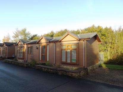 2 Bedrooms Mobile Home for sale in Castle View Caravan Park, Capernwray, Carnforth, Lancashire, LA6