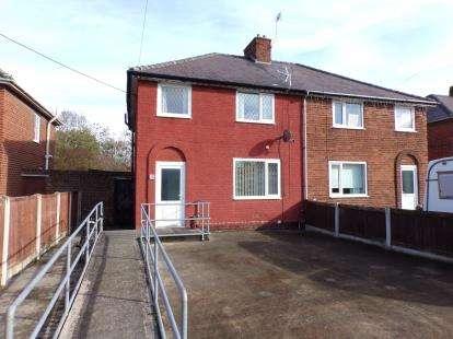 4 Bedrooms Semi Detached House for sale in Maes Owen, Mold, Flintshire, CH7