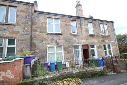 2 Bedrooms Flat for sale in Young Terrace, Springburn