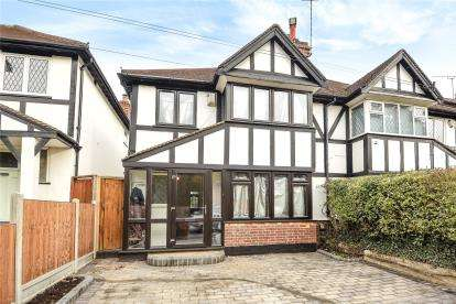 3 Bedrooms Semi Detached House for sale in Station Road, Orpington