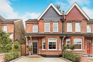 5 Bedrooms Semi Detached House for sale in Purley Park Road, Purley, Surrey, .