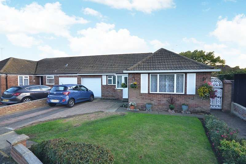 2 Bedrooms Semi Detached Bungalow for sale in Ottershaw