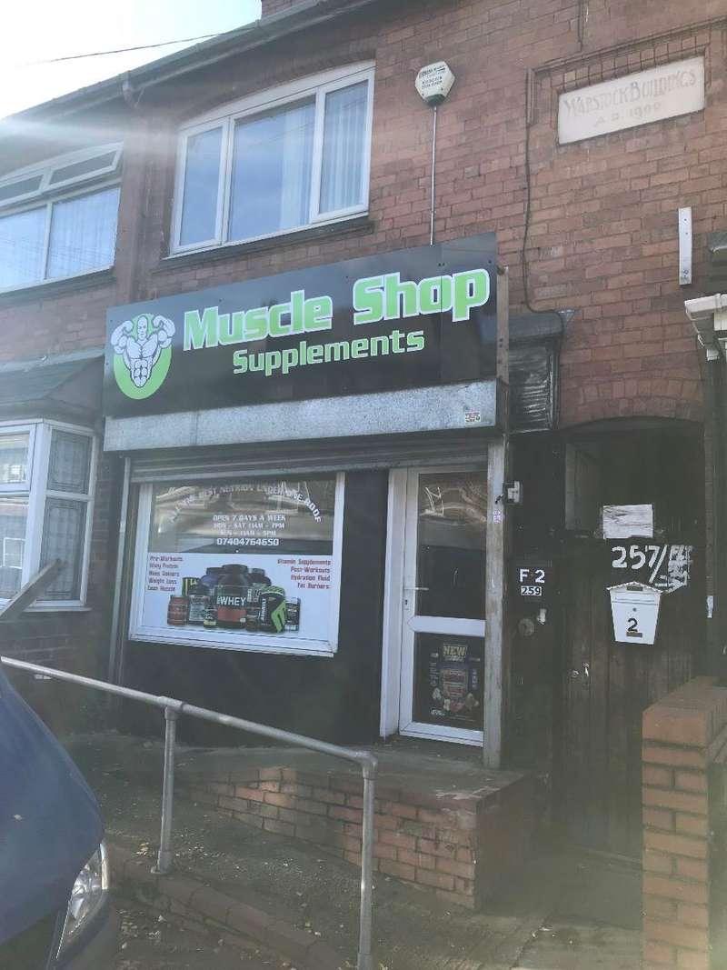 Shop Commercial for rent in Stoney Lane, Birmingham, B12