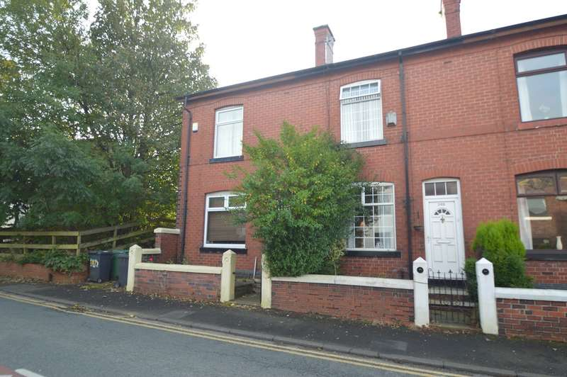 2 Bedrooms Terraced House for sale in Hollins Lane, Hollins, Bury, BL9