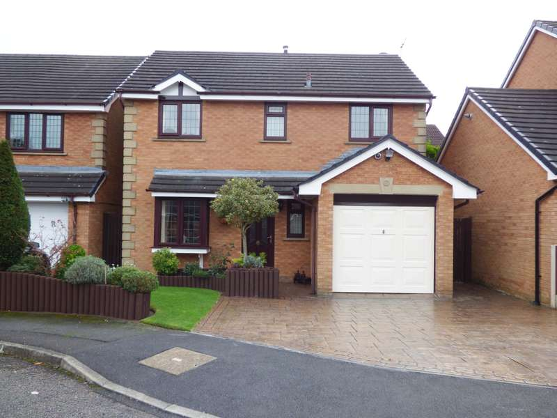 4 Bedrooms Detached House for sale in Wyne Close, Hazel Grove, Stockport