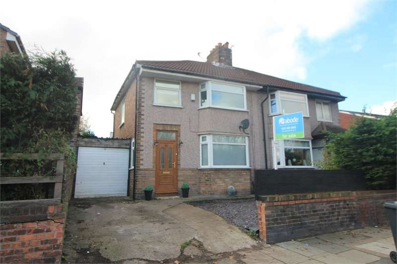 3 Bedrooms Semi Detached House for sale in Sandy Road, LIVERPOOL, Merseyside