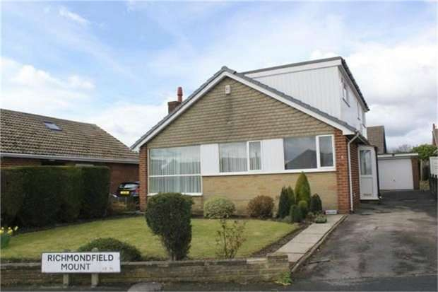 4 Bedrooms Detached Bungalow for sale in Richmondfield Mount, Barwick in Elmet, Leeds, West Yorkshire