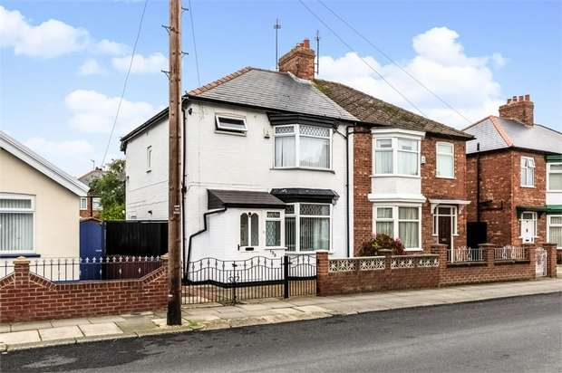 3 Bedrooms Semi Detached House for sale in Park Lane, Darlington, Durham