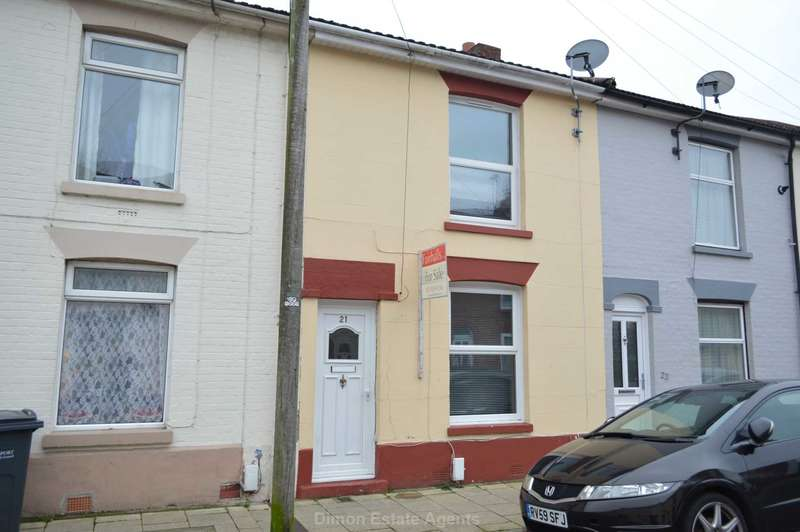3 Bedrooms Terraced House for sale in Albert Street, Gosport