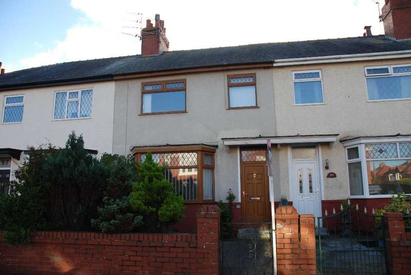 3 Bedrooms Terraced House for sale in St Davids Road North, St Annes, Lytham St Annes, Lancashire, FY8 2DE