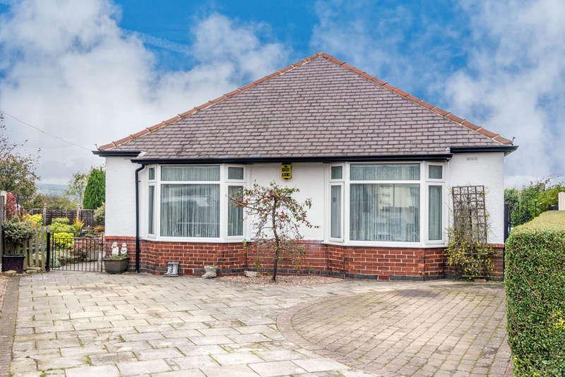 2 Bedrooms Detached Bungalow for sale in 14 Cobnar Drive, Graves Park