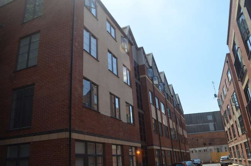 2 Bedrooms Flat for rent in Mint Drive, Jewellery Quarter, Birmingham