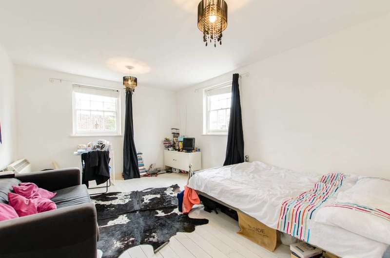 Studio Flat for sale in Kirkwall Place, Bethnal Green, E2