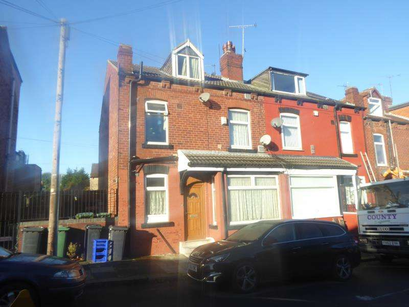 2 Bedrooms House for sale in Glenthorpe Terrace, Burmatofts, LS9