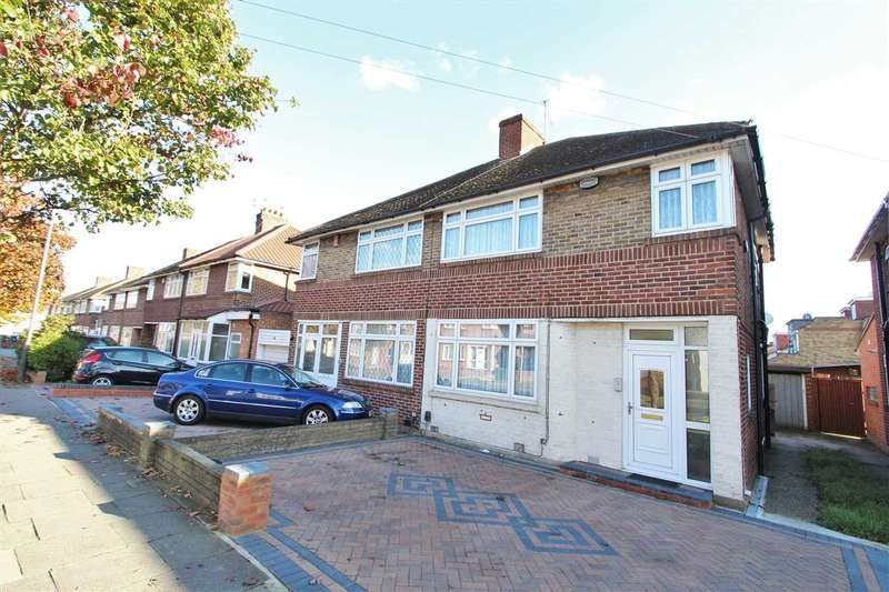 3 Bedrooms Semi Detached House for sale in Weston Drive, Stanmore