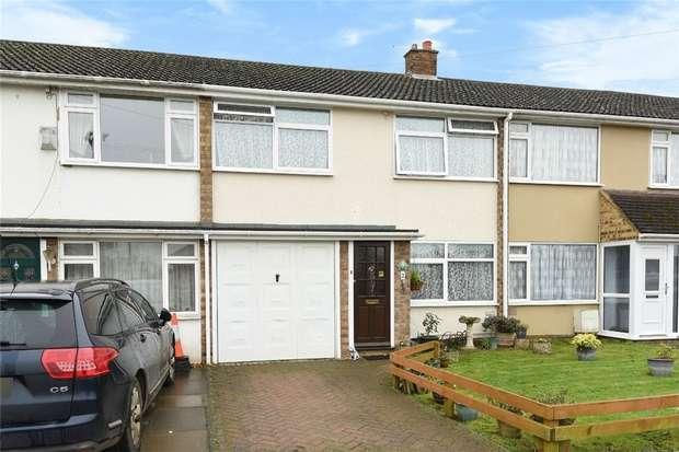 3 Bedrooms Terraced House for sale in Bye Road, Lidlington, Bedford