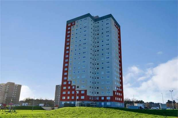 2 Bedrooms Flat for sale in Aulton Court, Aberdeen