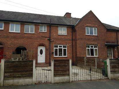 3 Bedrooms Terraced House for sale in Milner Avenue, Altrincham, Manchester, Greater Manchester
