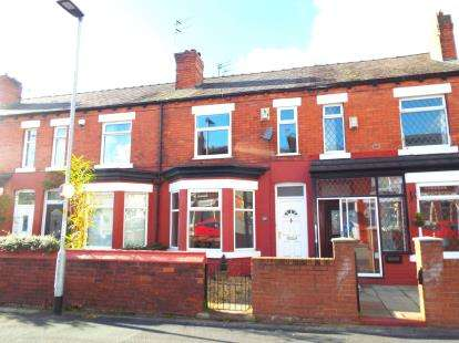 2 Bedrooms Terraced House for sale in Pickmere Street, Warrington, Cheshire
