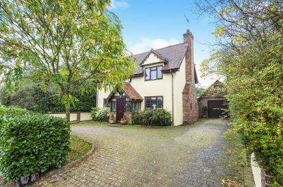 4 Bedrooms Detached House for sale in Mountnessing, Brentwood, Essex