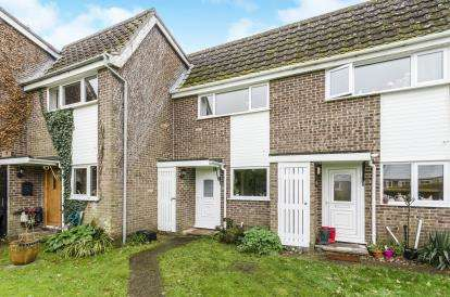 2 Bedrooms Terraced House for sale in Calmore, Southampton, Hampshire