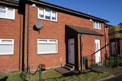 2 Bedrooms Terraced House for sale in Colintraive Crescent, Hogganfield
