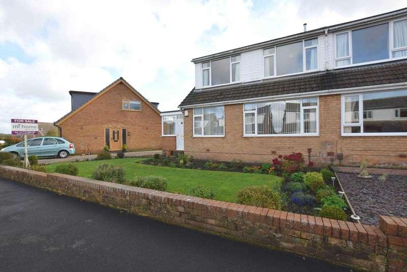 3 Bedrooms Semi Detached House for sale in Calder Close, Kirkham