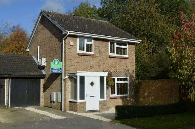 3 Bedrooms Detached House for sale in Parkside, Ecton Brook, Northampton NN3 5EW