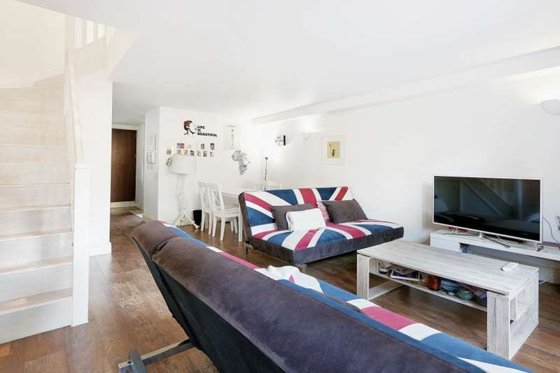 3 Bedrooms Apartment Flat for sale in Naylor Building East, E1