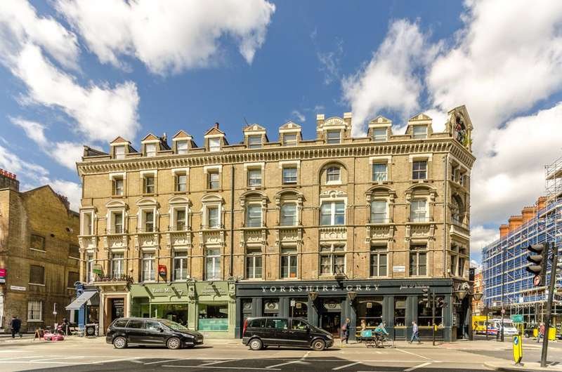 1 Bedroom Flat for sale in Theobalds Road, Bloomsbury, WC1X