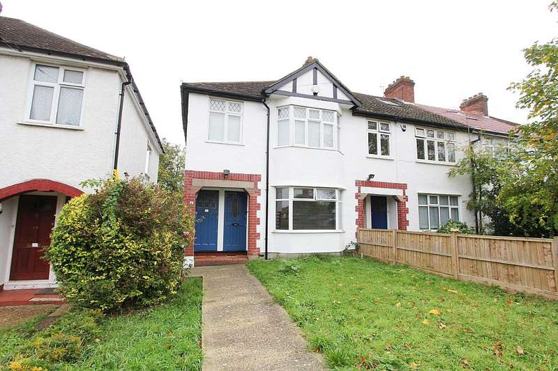 2 Bedrooms Ground Flat for sale in Howard Road, Croydon, London, SE25 5BY