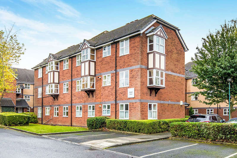 2 Bedrooms Flat for sale in Sheader Drive, Salford, M5