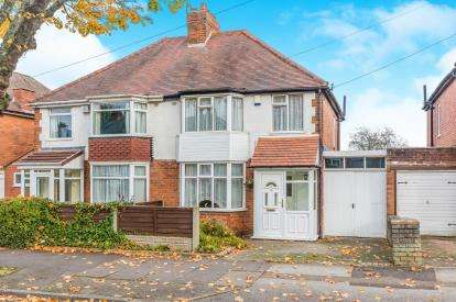 3 Bedrooms Semi Detached House for sale in Lockwood Road, Northfield, Birmingham, West Midlands