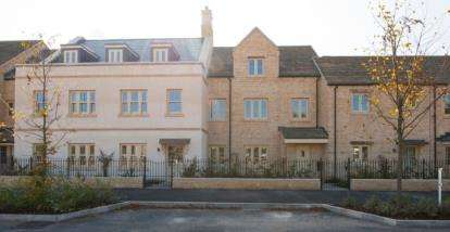 2 Bedrooms Flat for sale in Lewsey Court, London Road, Tetbury