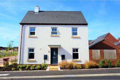 3 Bedrooms Detached House for sale in Rowan Drive, Swadlincote, Derbyshire