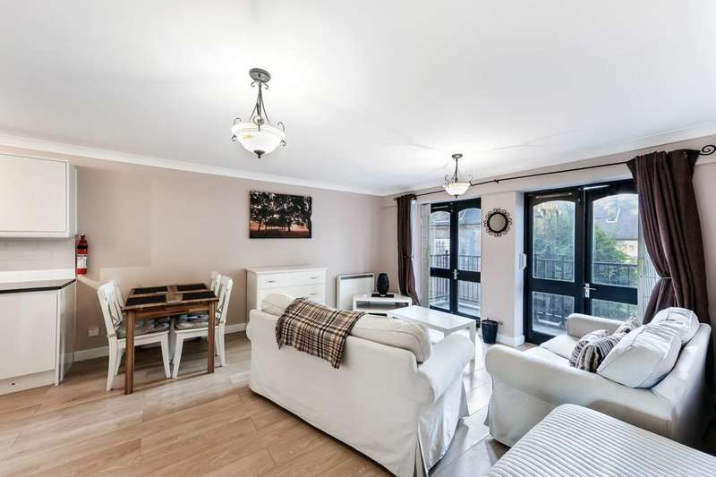 Flat for sale in George Leybourne House, Fletcher Street, London E1