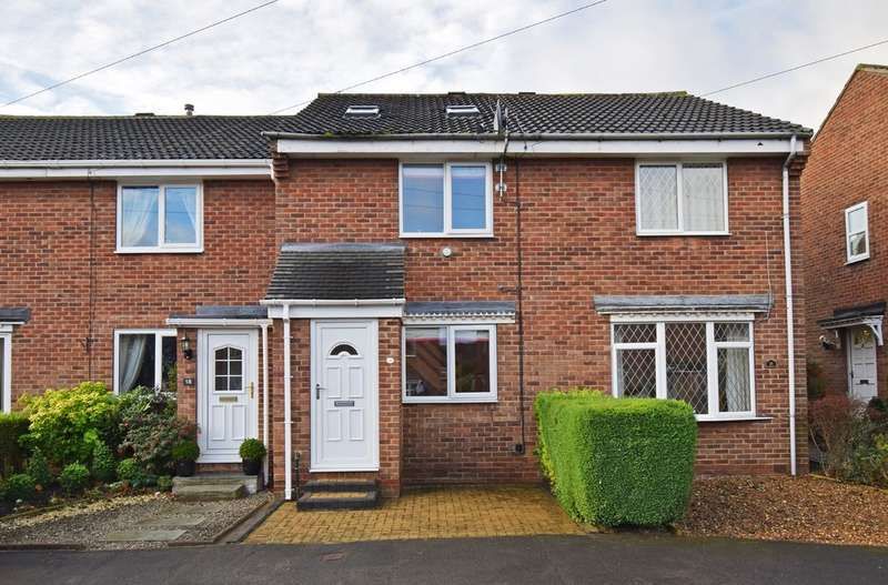 3 Bedrooms Town House for sale in Crayford Drive, Crofton, Wakefield