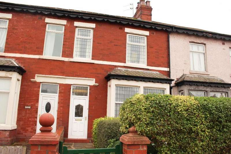 3 Bedrooms House for sale in Bloomfield Road, Blackpool, Lancashire, FY1 6JN
