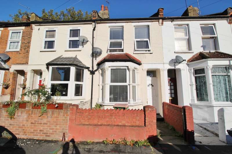 3 Bedrooms Terraced House for sale in Dore Avenue, London, London, E12