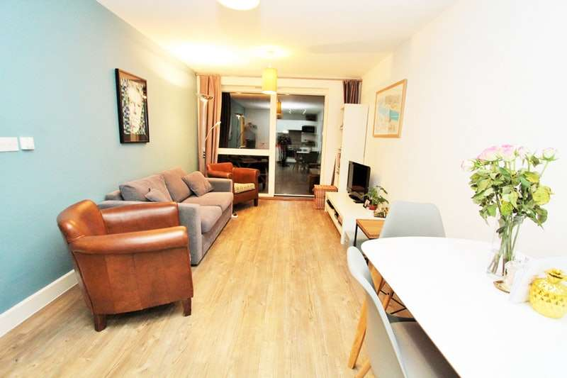 1 Bedroom Flat for sale in Milles Square, London, London, SW9
