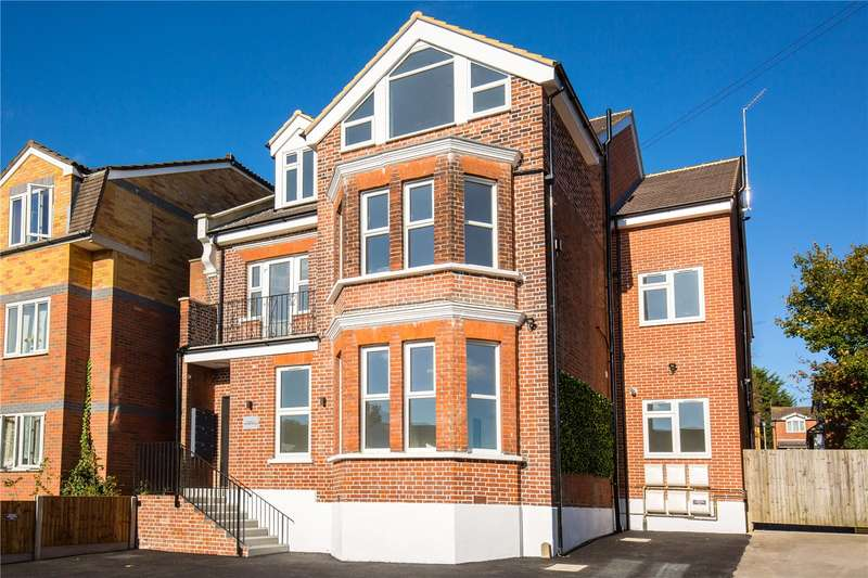 2 Bedrooms Apartment Flat for sale in Park Road, New Barnet, Barnet, EN4