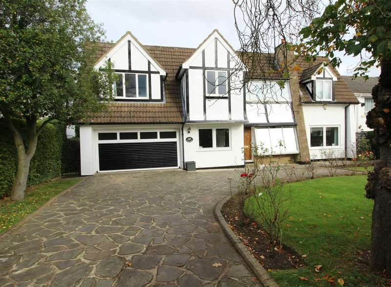 5 Bedrooms Detached House for rent in Heronway, Hutton Mount