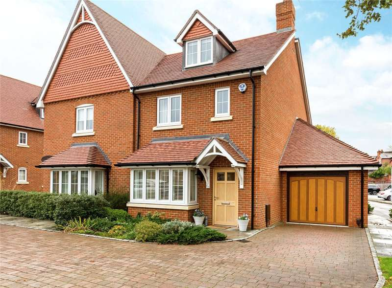 3 Bedrooms Semi Detached House for sale in Belmont Road, Maidenhead, Berkshire, SL6