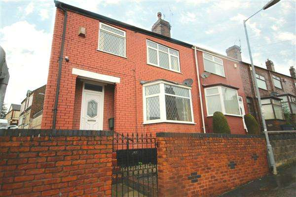 3 Bedrooms End Of Terrace House for sale in Mynors Street, Hanley, Stoke-on-Trent