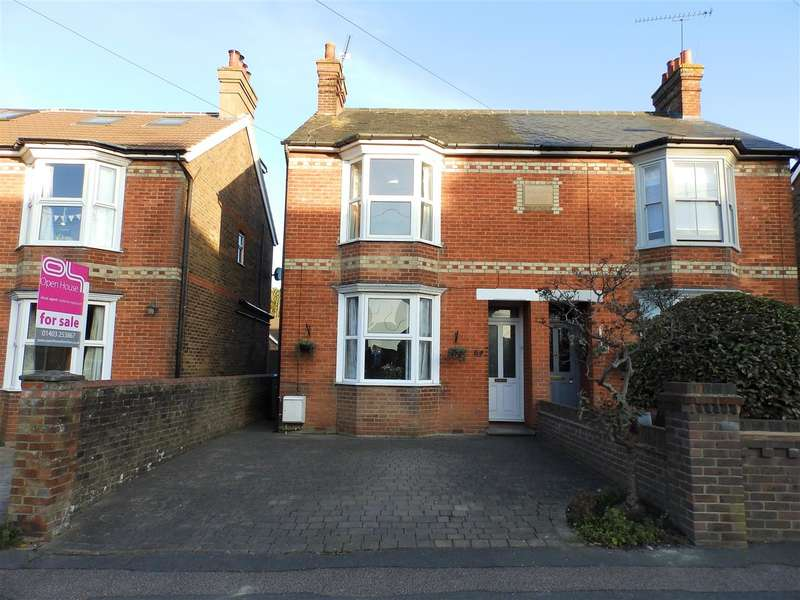 3 Bedrooms Semi Detached House for sale in Rusper Road, Horsham