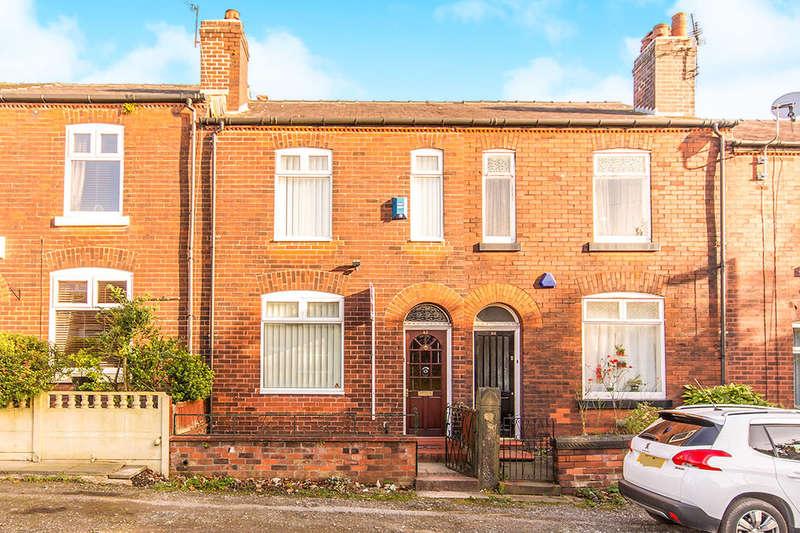 3 Bedrooms Terraced House for sale in Douglas Street, Swinton, Manchester, M27